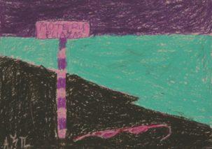 Alono Štelmano tapybos ir pastelių paroda FĖJAI