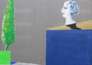 Gintaras Palemonas Janonis tapybos paroda VASARA