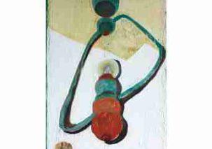 Joanos Kairienės tapybos ir grafikos paroda Motyvas