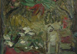 Jovita Aukštikalnytė tapybos ir piešinių paroda IŠ NATŪROS