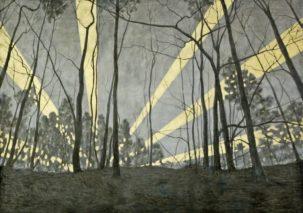 Konstantinas Gaitanži tapybos paroda SALA