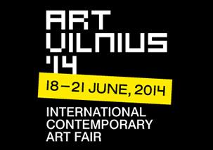 Tarptautinė šiuolaikinio meno mugė ARTVILNIUS'14